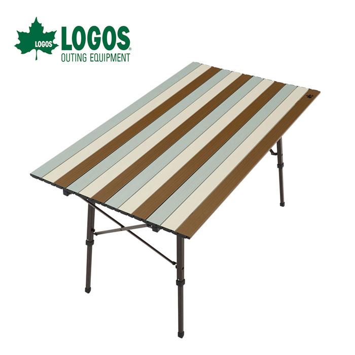 ○LOGOS(ロゴス) LOGOS Life オートレッグテーブル 12070(ヴィンテージ) 73185010