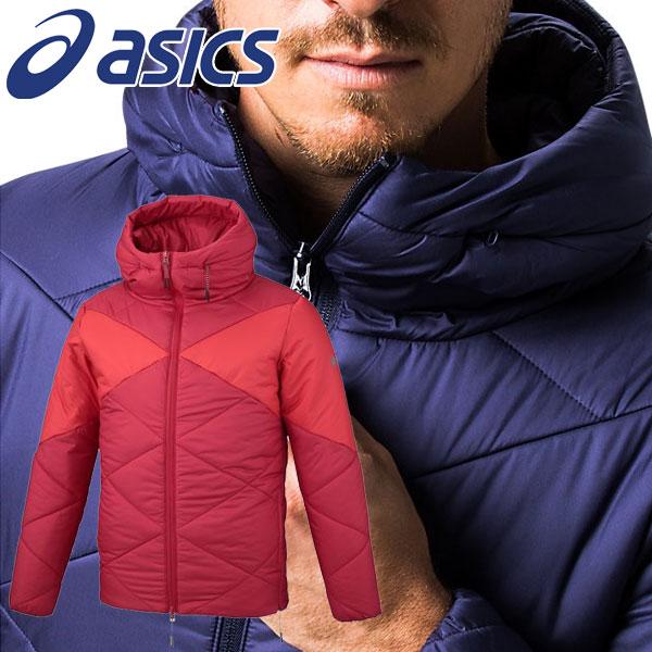 アシックス GEL-HEATインシュレーションジャケット メンズ 2031A102 asics
