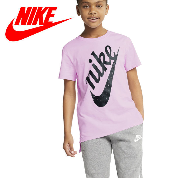 5f2940d5 Clearance sale 30%OFF! The 19SP NIKE (Nike) YTH girls DR フューチュラ T-shirt  AR5117-663 youth