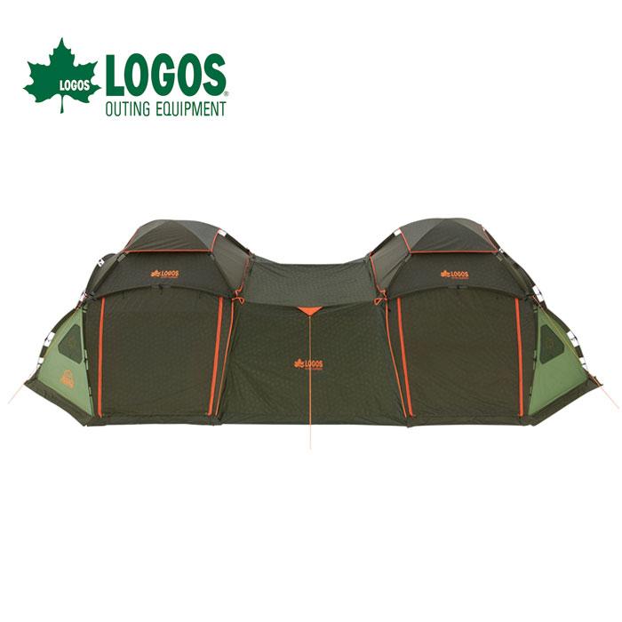 【ポイントアップ祭!】LOGOS ロゴス オクタゴン トンネルタープ テント 71459305
