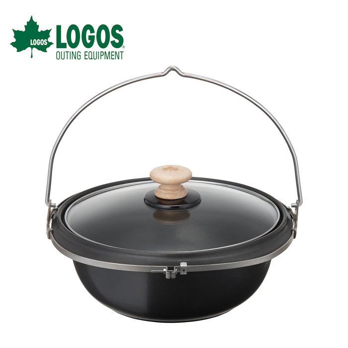 【ポイントアップ祭!】LOGOS ロゴス LOGOS 吊り土鍋 81062203