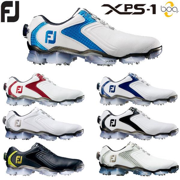 【あす楽対応】【送料無料】フットジョイ FJ エックスピーエスワン ボア ゴルフシューズ XPS-1 Boa