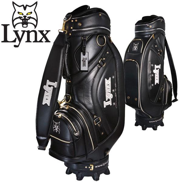 【あす楽対応】 リンクス マスターモデル XI ロイヤル ブラック キャディバッグ Lynx Golf