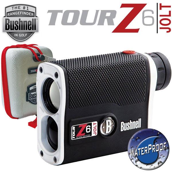 <国内正規品> ブッシュネル ピンシーカー スロープ ツアーZ6 ジョルト 携帯型レーザー距離計 【送料無料】