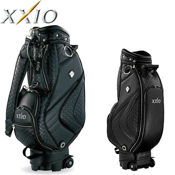 ゼクシオ ゴルフ キャディバッグ GGC-X083 キャスター付ハイエンドモデル XXIO 2019年継続モデル