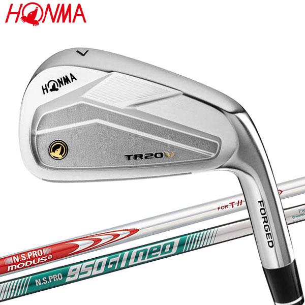 ホンマ ゴルフ T//WORLD TR20-V アイアン 単品 スチールシャフト 日本仕様