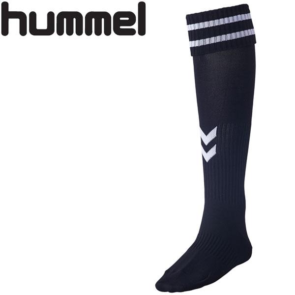 メール便送料無料 ヒュンメル hummel サッカー 靴下 おしゃれ HJG7070J-9010 ジュニア ゲームストッキング 驚きの価格が実現 ソックス キッズ