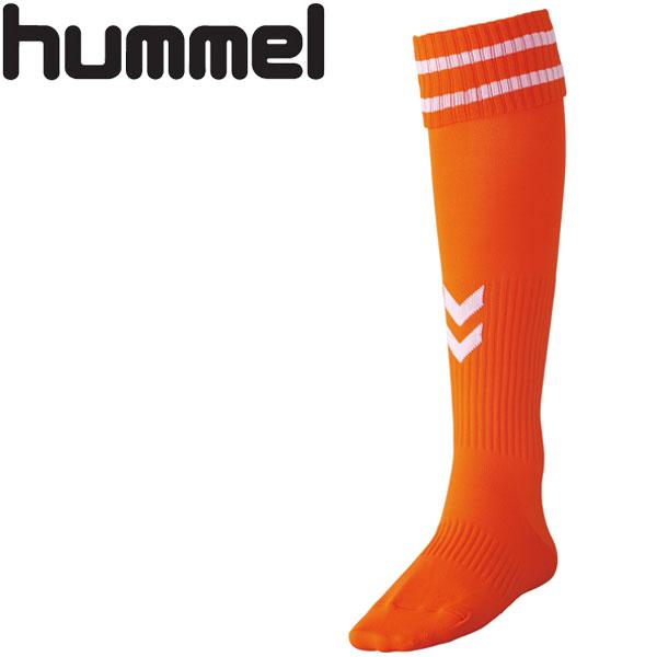 メール便送料無料 17FW hummel ヒュンメル サッカー 靴下 ソックス 即出荷 HJG7070SJ-3510 ゲームストッキング キッズ ジュニア 割引