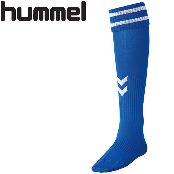 大幅値下げランキング メール便送料無料 17FW hummel ヒュンメル サッカー 靴下 高級な ジュニア HJG7070SJ-6310 ゲームストッキング キッズ ソックス