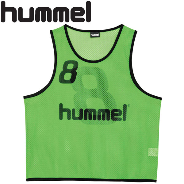 17SS ヒュンメル hummel トレーニングビブス ジュニア 10着セット HJK6006Z-52