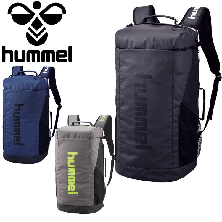 在庫一掃セール 絶品 ヒュンメル 信憑 サッカー ATHLETE TANKPACK II 返品不可 タンクパック HFB6129 バックパック かばん 鞄