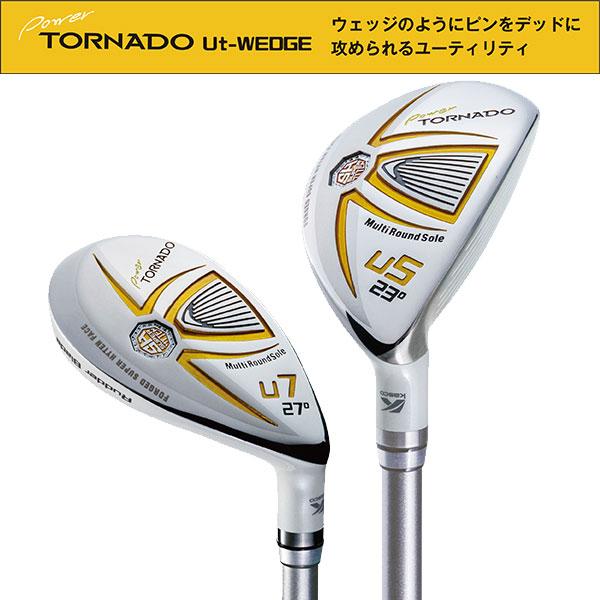 キャスコ ゴルフ パワートルネード UT ウェッジ 2017年モデル
