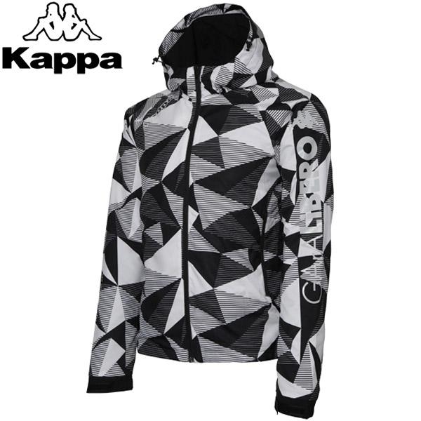 カッパ ウィンドジャケット メンズ サッカー フットボール トレーニング KF752WT21 Kappa