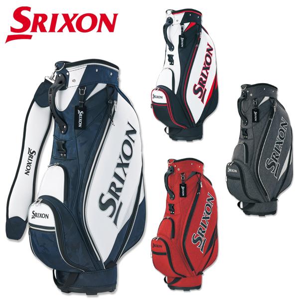 スリクソン ゴルフ キャディバッグ GGC-S133 2018年モデル