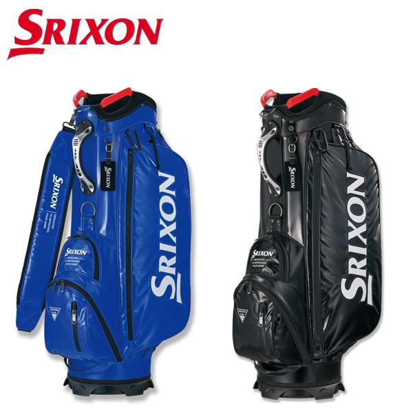 スリクソン ゴルフ キャディバッグ GGC-S134 2018年モデル