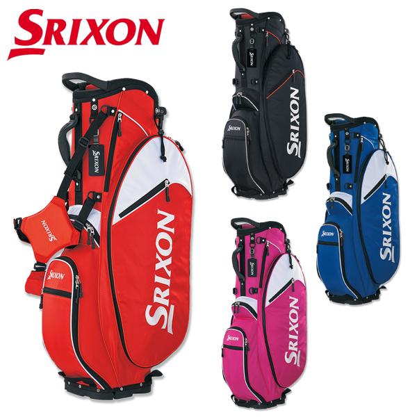 スリクソン ゴルフ キャディバッグ GGC-S135 2018年モデル