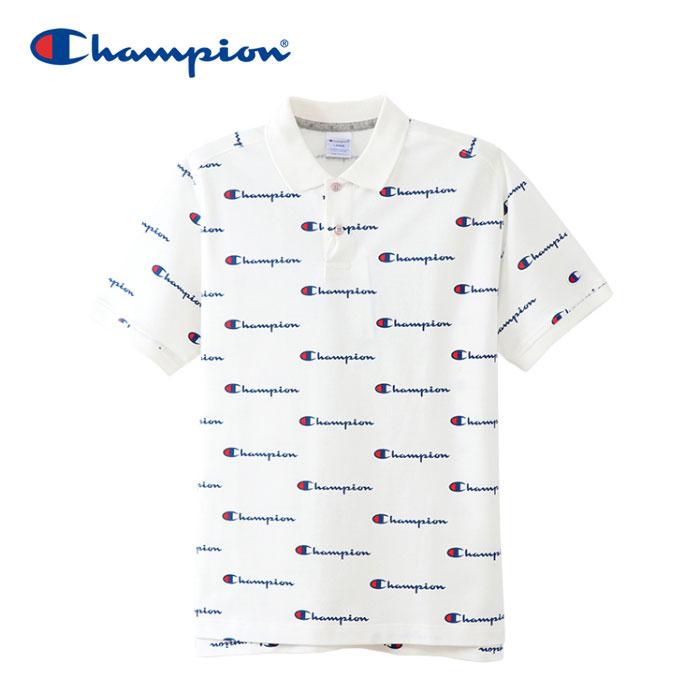 チャンピオン ポロシャツ ゴルフ C3-MS303-010 メンズ