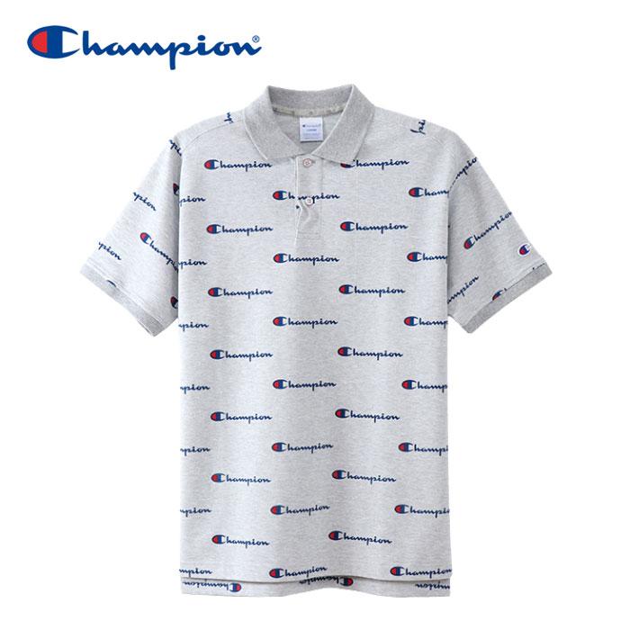 チャンピオン ポロシャツ ゴルフ C3-MS303-070 メンズ