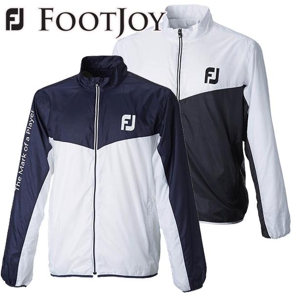 フットジョイ ゴルフウェア メンズ ジャケット FJ-S18-O03 2018春夏