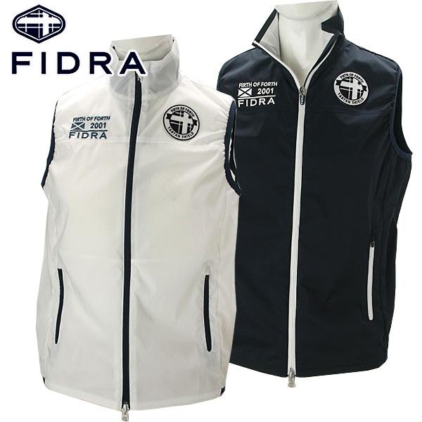 フィドラ ゴルフウェア メンズ ウィンドベスト FDA0109 2018春夏