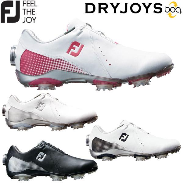 フットジョイ ドライジョイズ ボア ゴルフシューズ レディース DRYJOYS Boa 2018モデル