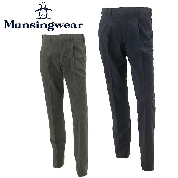 マンシングウェア ゴルフウェア メンズ ロングパンツ MGMMJD14 Munsingwear 2018秋冬