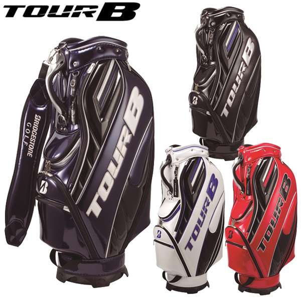 TOUR B ゴルフ キャディバッグ CBG911 2019年継続モデル