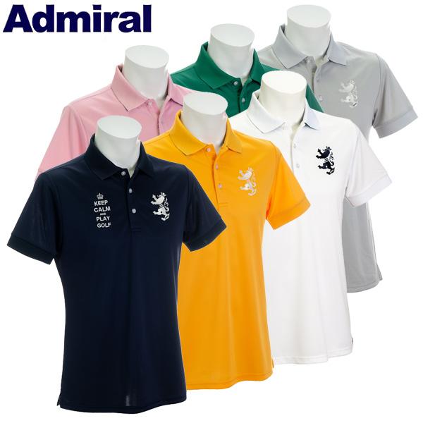 アドミラル ゴルフウェア メンズ ポロシャツ ADMA924 2019春夏
