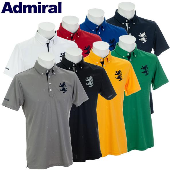 アドミラル ゴルフウェア メンズ ポロシャツ ADMA936 2019春夏