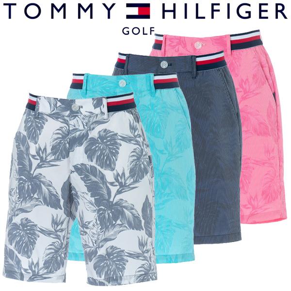 トミーヒルフィガー ゴルフウェア メンズ ショートパンツ THMA953 2019春夏