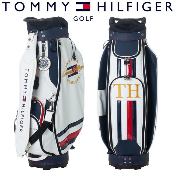 トミーヒルフィガー ゴルフ キャディバッグ 9型 THMG9SC1 2019春夏