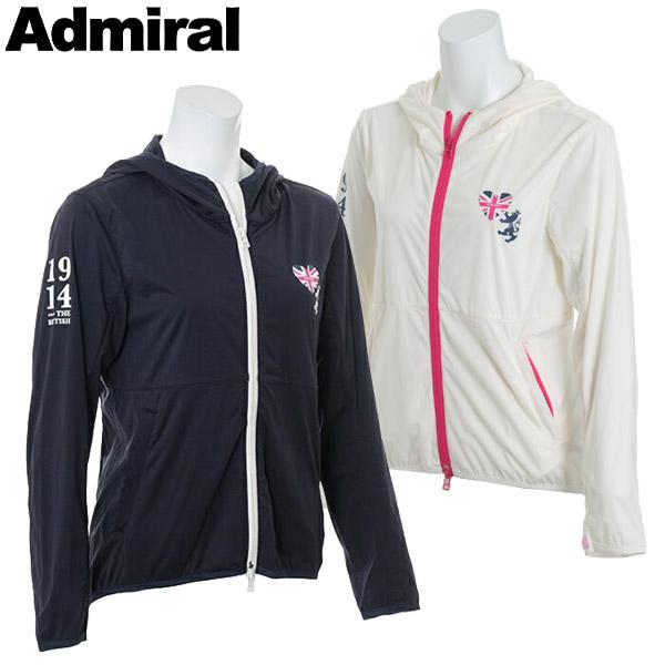 アドミラル ゴルフウェア レディース ジャケット ADLA802 2018春夏
