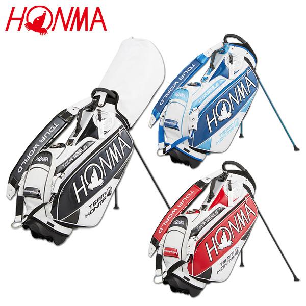 ホンマ ゴルフ メンズ キャディバッグ CB-1902 トーナメントプロ仕様スタンドモデル 2019モデル 本間ゴルフ