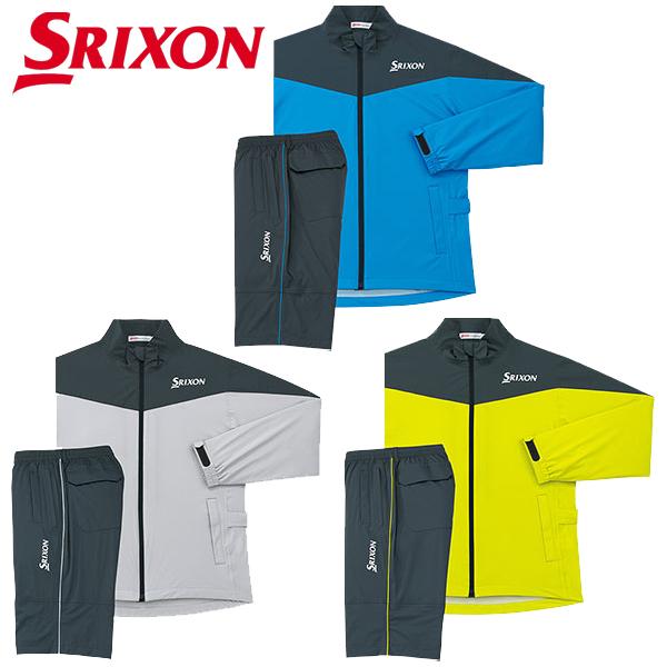 【24時間限定ポイント10倍! 3/30 0:00~23:59迄】スリクソン ゴルフ メンズ レインウェア ムーブマスター SMR9000 2019モデル