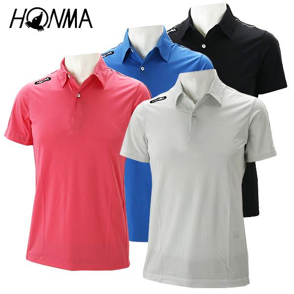 ホンマ ゴルフウェア メンズ 半袖ポロシャツ 931-735105 本間ゴルフ 2019春夏