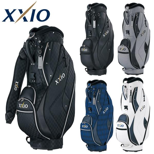ゼクシオ ゴルフ キャディバッグ 9.5型 GGC-X105