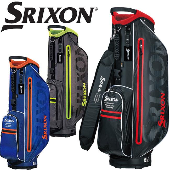 ダンロップ スリクソン キャディバッグ GGC-S148 SRIXON 継続モデル