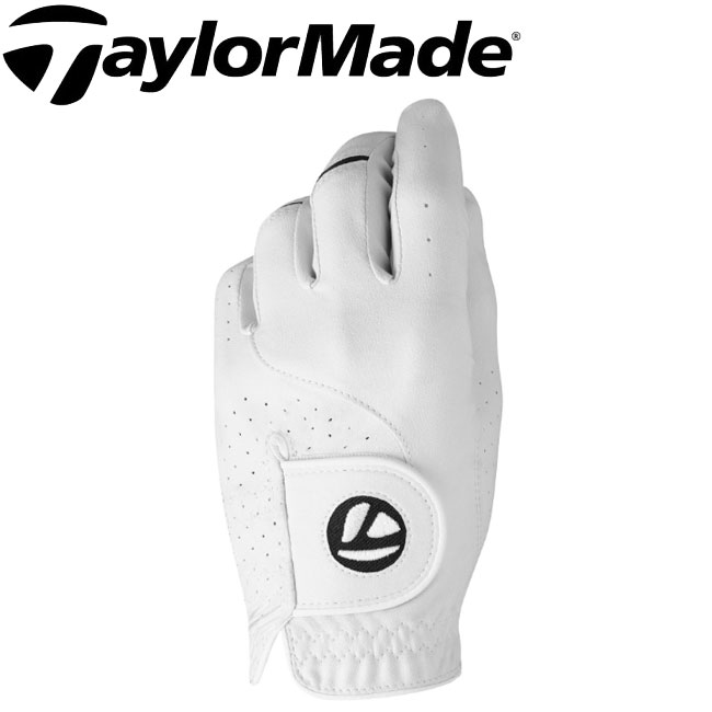 在庫一掃セールも開催中 メール便送料無料 サービス テーラーメイド ゴルフ メンズ TaylorMade JJJ51 左手用 グローブ 割引も実施中 2019年春夏 ストラタステック