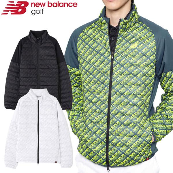 ニューバランス ゴルフウェア メンズ ブルゾン 012-9220004 2019秋冬
