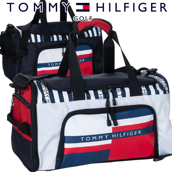 トミーヒルフィガー ゴルフ 3WAYバッグ ボストンバッグ リュックサック THMG0SBB 2020春夏