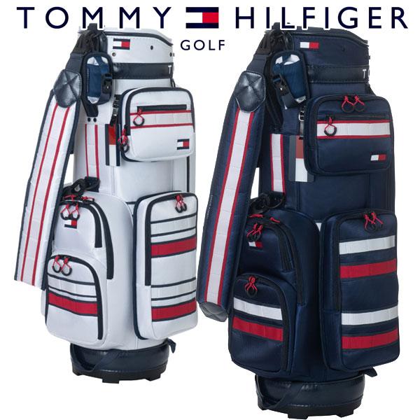 トミーヒルフィガー ゴルフ キャディバッグ 9型 THMG0SC5 2020春夏