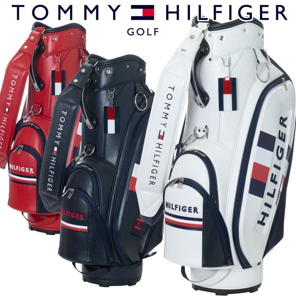 トミーヒルフィガー ゴルフ キャディバッグ 9型 THMG0SC6 2020春夏