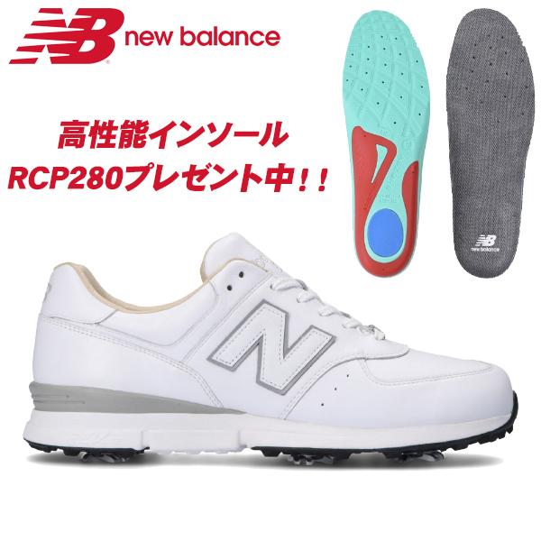 【数量限定モデル】ニューバランス ゴルフ MGL574 ゴルフシューズ メンズ 2019年モデル ソフトスパイク 日本正規品