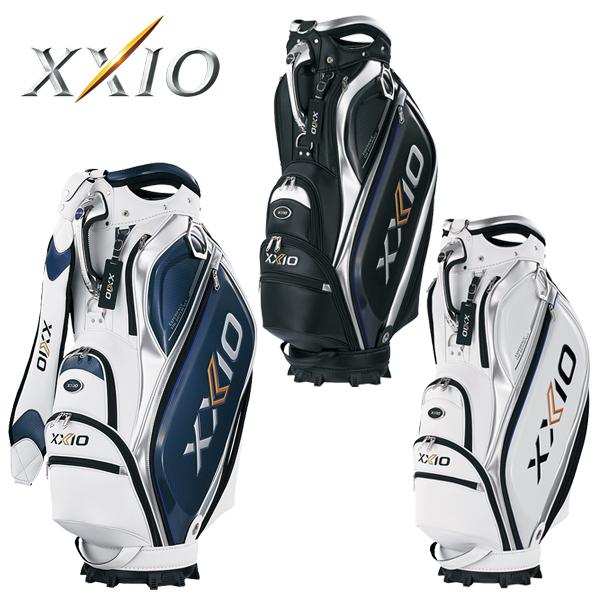 ゼクシオ ゴルフ キャディバッグ メンズ GGC-X109 2020モデル