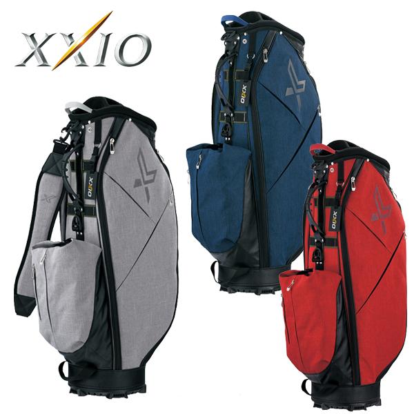 ゼクシオ ゴルフ キャディバッグ メンズ GGC-X116 2020モデル