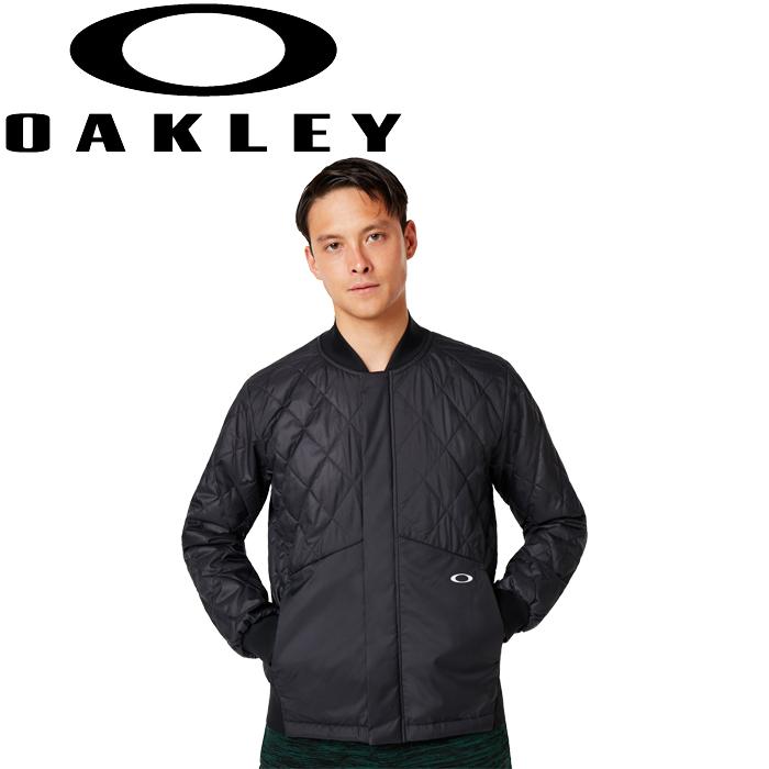 オークリー トレーニング ENHANCE INSULATION MIL JACKET インサレーションジャケット 412855JP 2019 秋冬
