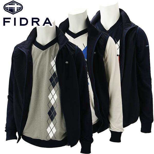 フィドラ ゴルフウェア メンズ トレーナー FD5GTY03 FIDRA 2019秋冬