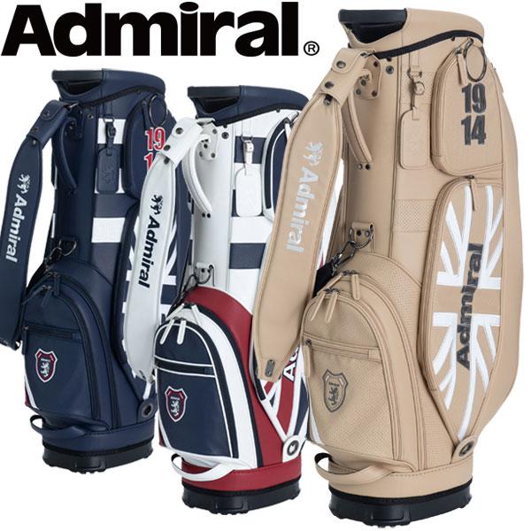 アドミラル ゴルフ パンチングキャディバッグ 8.5型 ADMG0SC8 2020春夏