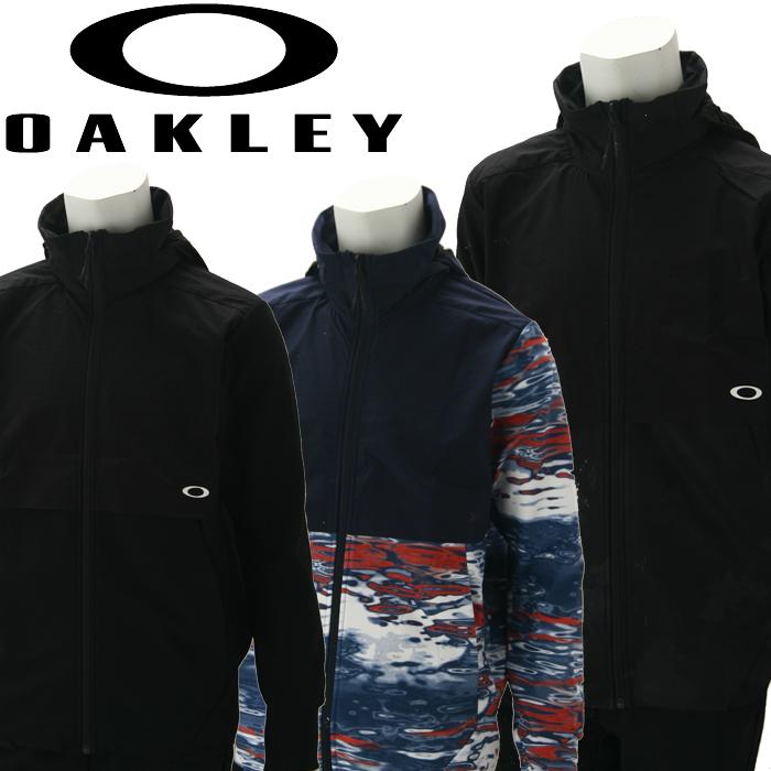 オークリー トレーニング ENHANCE MOBILITY HYBRID JACKET メンズ FOA400834 2020年モデル