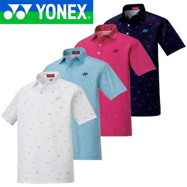 【メール便送料無料】ヨネックス ゴルフウェア メンズ 半袖ポロシャツ GWS1146 2020春夏